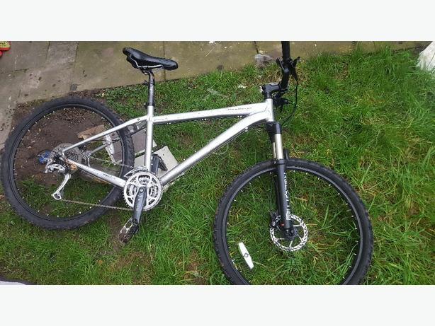 specialized rockhopper comp m4 frame good condition