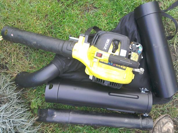 Petrol lawnmower & petrol leaf blower & petrol strimmer & petrol hedge trimmers