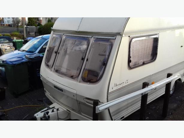 lunnar mercury luxury 2 berth caravan