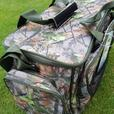 Camo Insulated Carryall. Fishing Carp