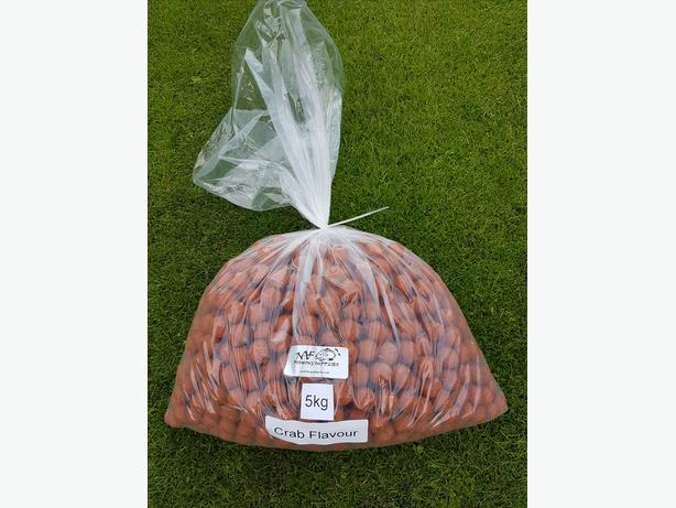 5kg Shelf Life Boilies 20mm Choice of 3 Flavours