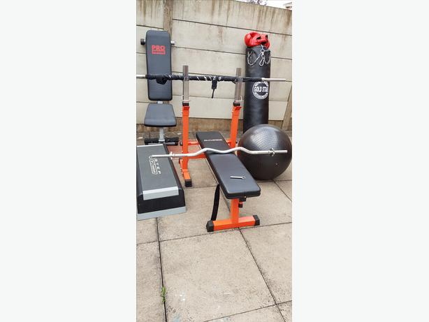 used gym equipment