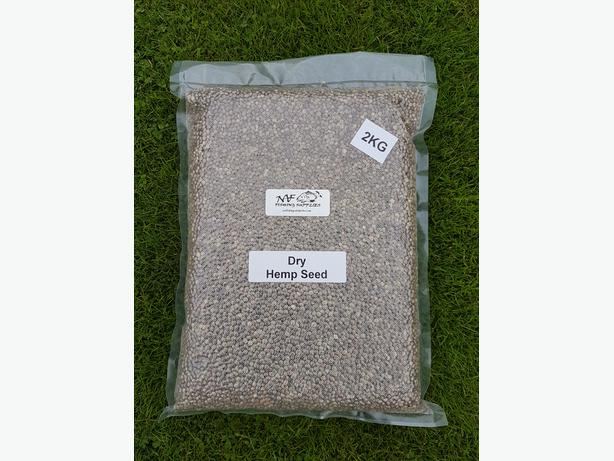2kg Hemp Seed  (DRY) Fishing