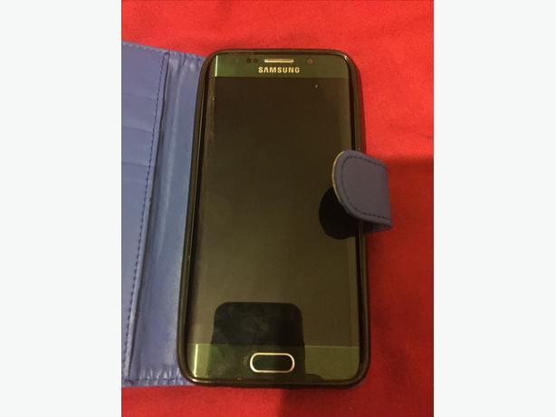 Samsung galaxy s6 edge unlocked green