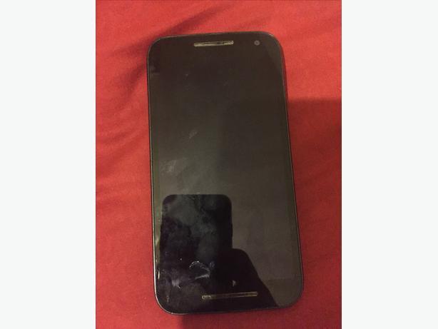 Moto G3 unlocked black