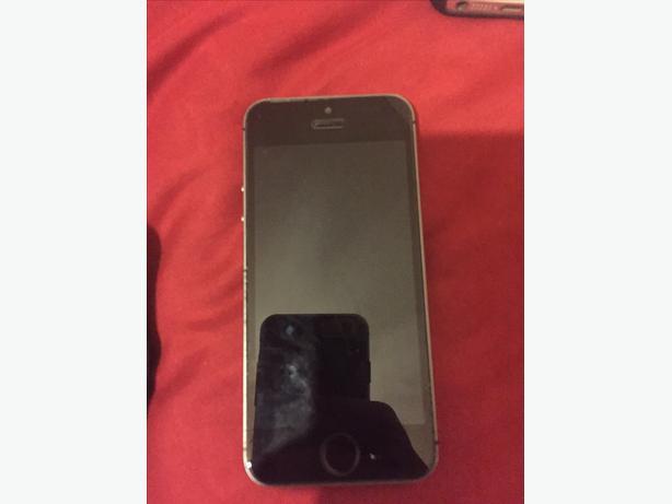 iPhone 5s EE network 16gb fingerprint scanner don't work