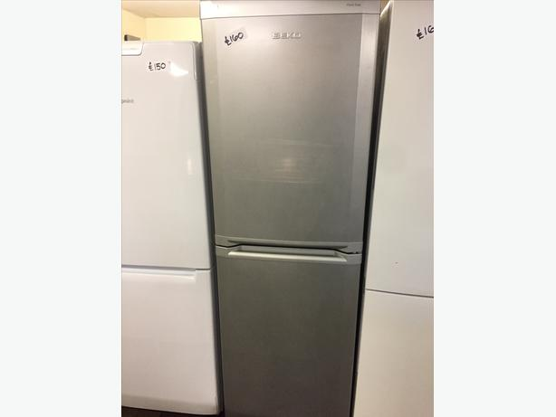 TALL BEKO FRIDGE / FREEZER WITH GUARANTEE