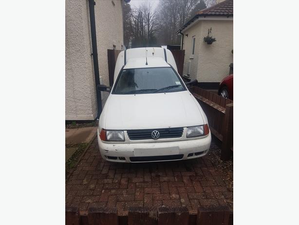 VW Caddy 1.9tdi