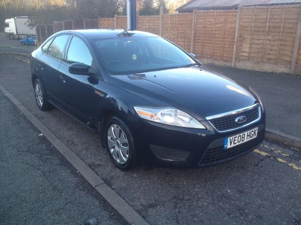 FORD MONDEO 1.6 EDGE NEW SHAPE 08reg 2008