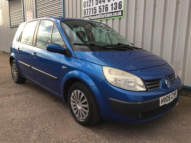 2005 Renault Scenic 1.6 Expression *SERVICE HISTORY*
