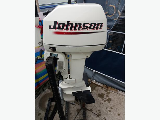 Johnson 8HP Outboard