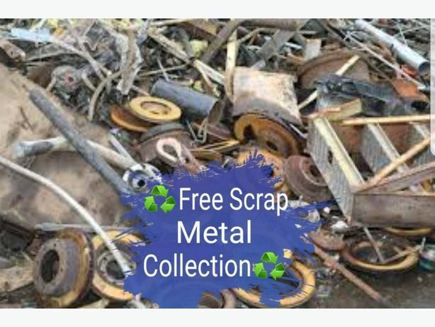 WANTED: (scrap metal