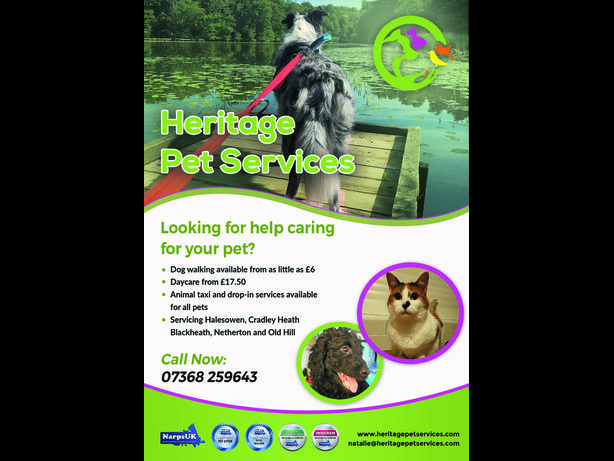Heritage Pet Services