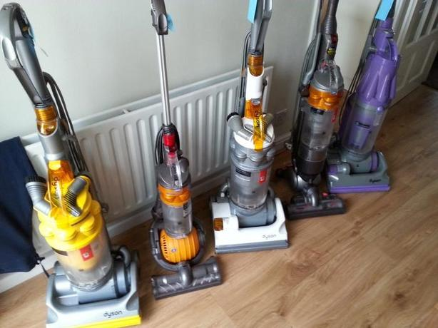 WANTED: FAULTY DYSON HOOVERS