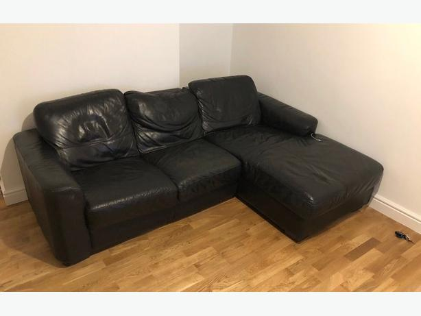 leather corner sofa Outside Black Country Region, Dudley