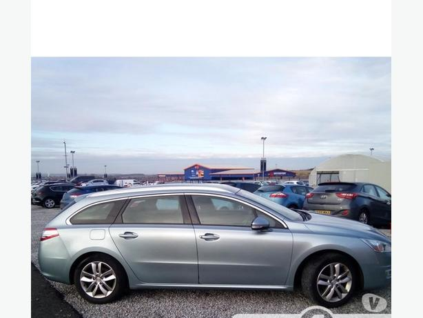Peugeot 508 SW 1.6HDi 112 Active estate - FSH & long MOT !