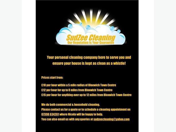 Sudzee Cleaning Ltd