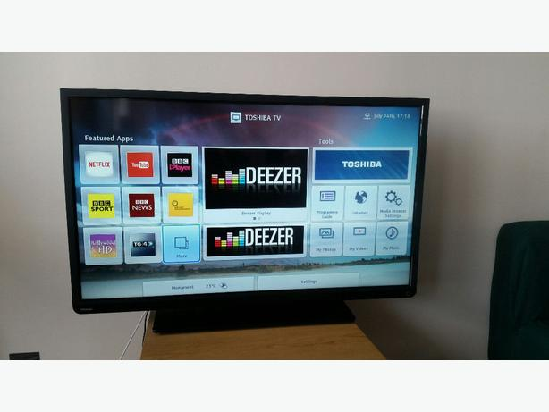  Log In needed £179 · toshiba smart 40 inch full hd 1080p led tv+excellent  condition+remote+DELIVERY