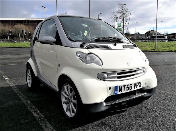 2006,56REG,MERCEDES SMART FORTWO CITY PASSION 61 AUTO,11MOT, ONLY 64K, GORGEOUS