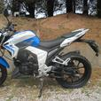 LEXMOTO VENOM 125cc 2016 very nice bike with mp3 player