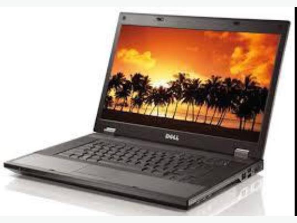 Dell Lattitude Laptop intel i7 8GB Ram 750GB HDD Swaps 16inch Screen