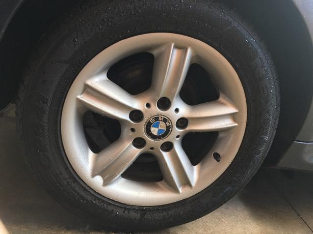 "BMW Alloy Wheels * Z3 E36 * 16"" alloys inc tyres"