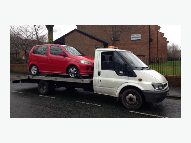 CARS WANTED FOR SCRAP - WOLVERHAMPTON