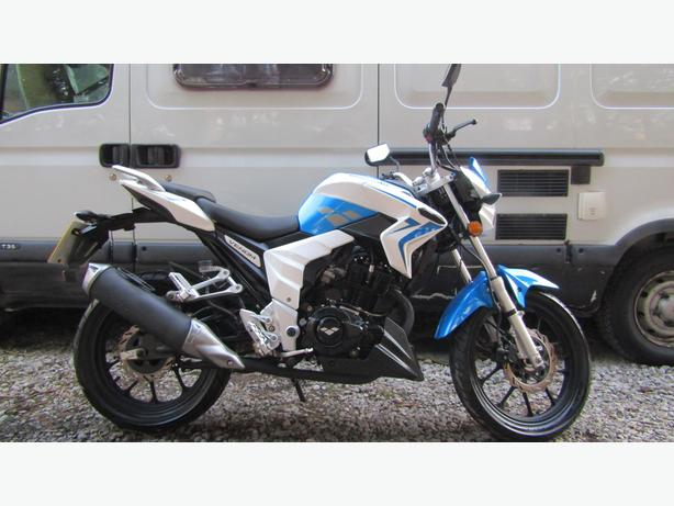LEXMOTO VENOM 125cc 2016 very low mileage 3K