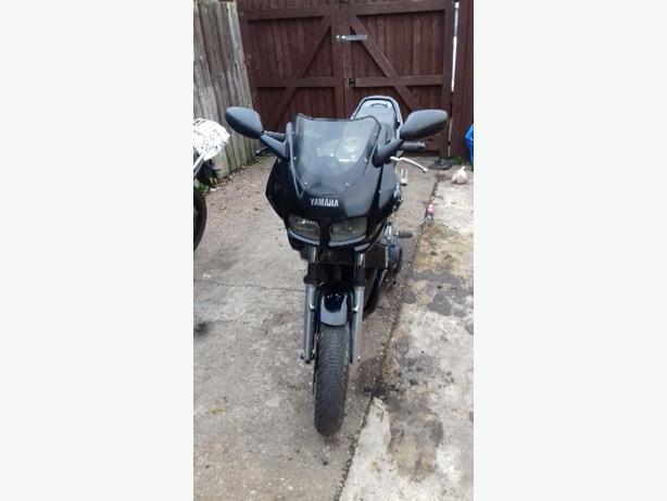 Yamaha fazor 600