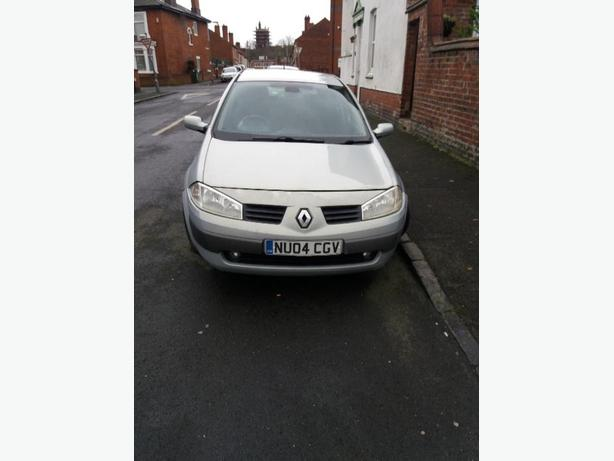 non runner Renault Megane 1.9 dci spares and repairs