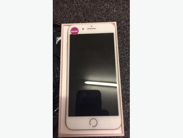 iPhone 8 plus unlocked 64gb