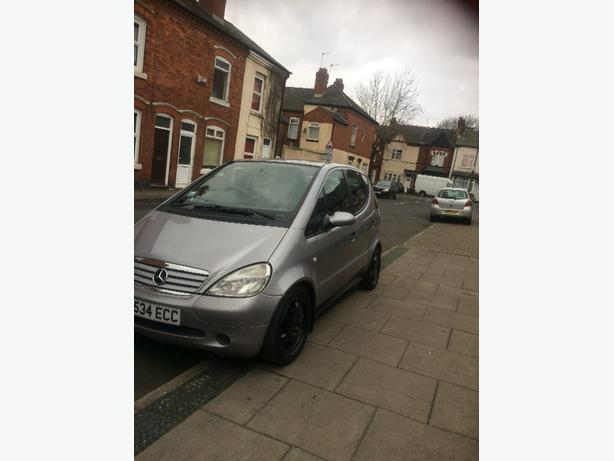 mercedes a140 need gone today Smethwick, Dudley