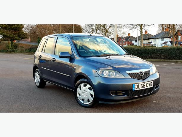 mazda 2 1.4 diesel 2006)full service history(70 k miles walsall, dudley