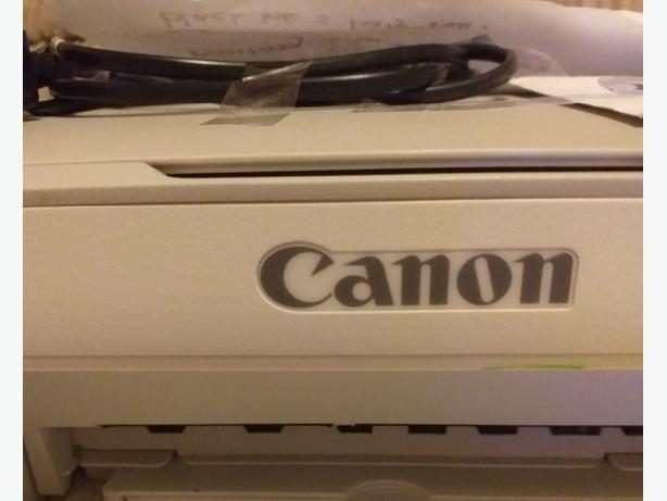 canon scanner and printer