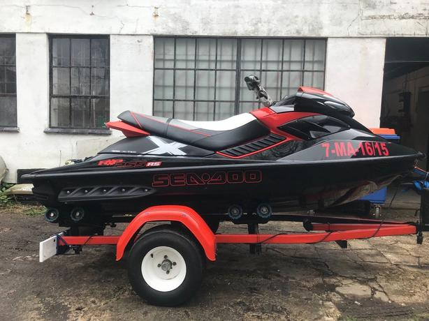 Seadoo RXP 255 RS 2011 Water Scooter