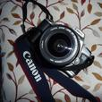 CANON SLR  35mm CAMERA WITH ZOOM LENS