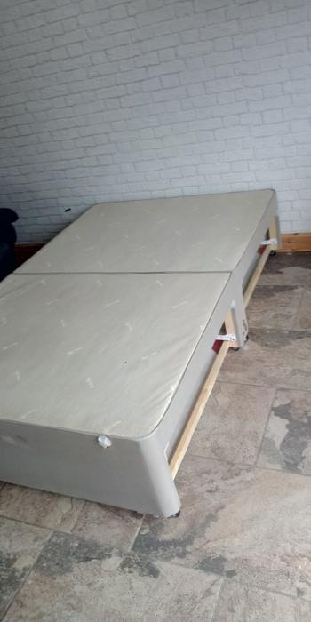 Divan Double Bed Base Only Going Cheap Good As New Double