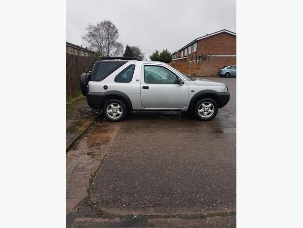!!! BREAKING ONLY !!!   03 REG LANDROVER FREELANDER .