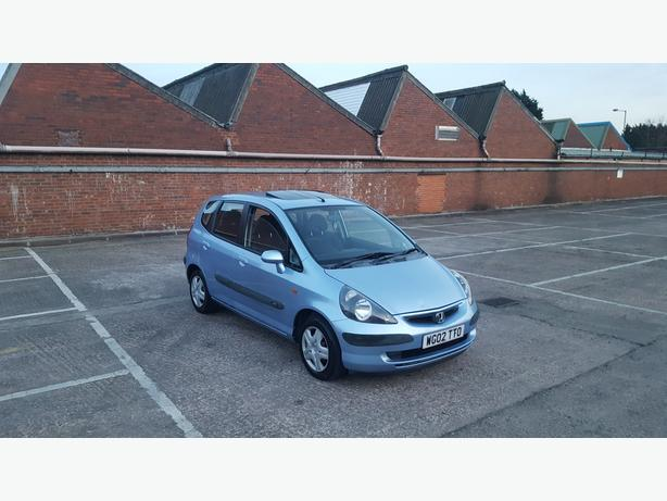 Automatic Honda Jazz 1.4, 5dr, long mot, drives excellent, 7 speed gearbox,