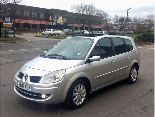 2008 Renault Grand Scenic 1.9 Dci Dynamique 7 Seater