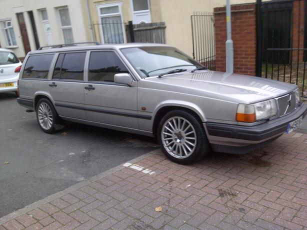 VOLVO 940 ESTATE 2.3 PETROL TURBO N REG 1995