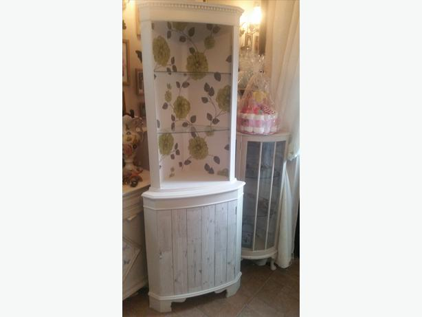 lovely upcycled corner unit