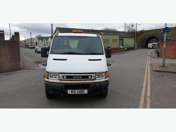 IVECO-FORD DAILY 2.8 DIESEL 6.5 T RECOVERY TRUCK 2001