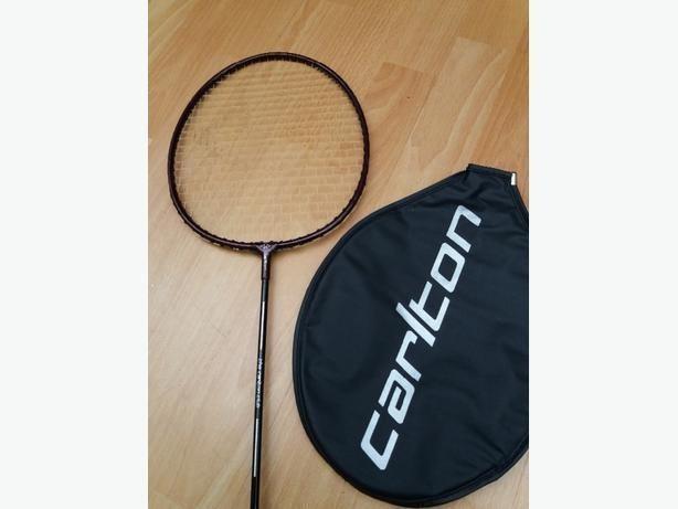The Carlton Club Badminton Rack
