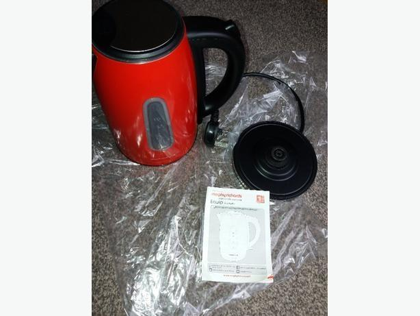 Brand New Morphy Richards Equip Jug Kettle