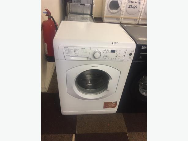 HOTPOINT 7KG WASHING MACHINE/WASHER