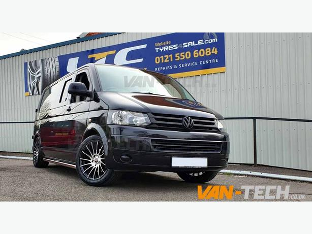 VW Transporter T5 accessories by Van-Tech