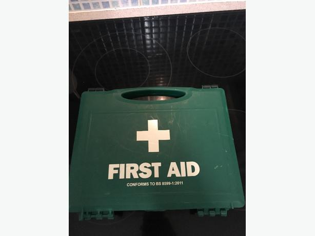  Log In needed £5 · first aid kit