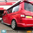 Proflow Custom Built VW T5 Exhaust Dual Exit Twin Tailpipes