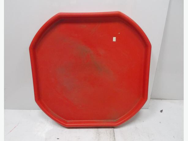 Red Mixing Tray